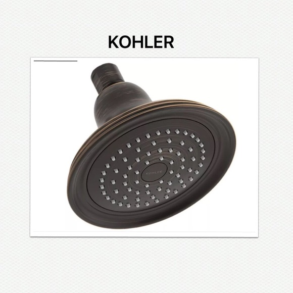 Kohler Other Oil Rubbed Bronze Shower Head Poshmark